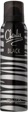 Revlon Charlie Black dezodor nőknek