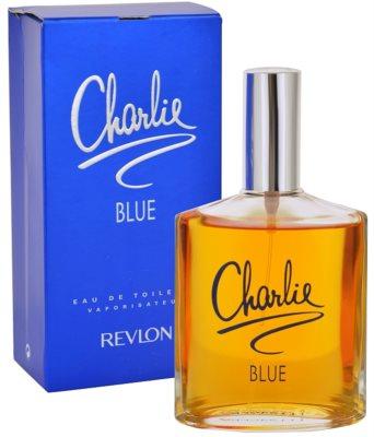 Revlon Charlie Blue toaletní voda pro ženy