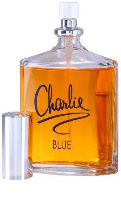 Revlon Charlie Blue toaletní voda tester pro ženy
