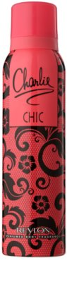 Revlon Charlie Chic deodorant Spray para mulheres