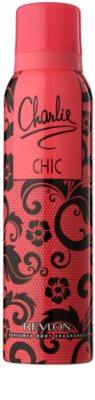 Revlon Charlie Chic dezodor nőknek