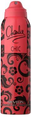 Revlon Charlie Chic Deo-Spray für Damen 1
