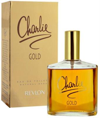Revlon Charlie Gold Eau de Toilette für Damen