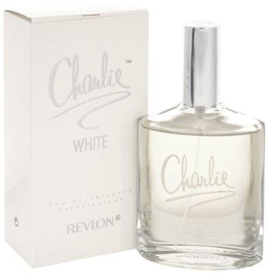 Revlon Charlie White eau de toilette para mujer