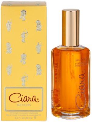 Revlon Ciara 100% Strenght colonia para mujer