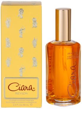 Revlon Ciara 100% Strenght woda kolońska dla kobiet