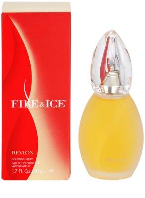 Revlon Fire & Ice colonia para mujer
