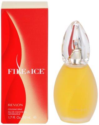 Revlon Fire & Ice kolinská voda pre ženy