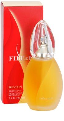 Revlon Fire & Ice Eau De Cologne pentru femei 1