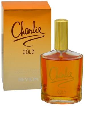 Revlon Charlie Gold Eau Fraiche Eau de Toilette para mulheres