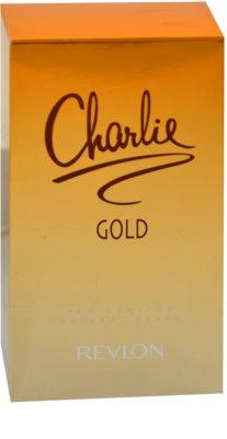 Revlon Charlie Gold Eau Fraiche Eau de Toilette para mulheres 1