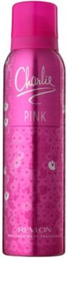 Revlon Charlie Pink deospray pro ženy