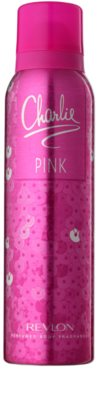 Revlon Charlie Pink dezodor nőknek