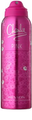Revlon Charlie Pink deospray pro ženy 1