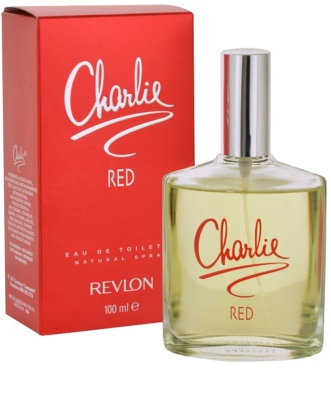 Revlon Charlie Red eau de toilette nőknek