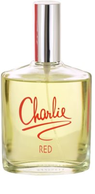Revlon Charlie Red Eau de Toilette para mulheres 1
