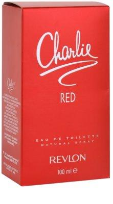 Revlon Charlie Red Eau de Toilette para mulheres 2