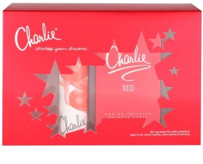Revlon Charlie Red lote de regalo 5
