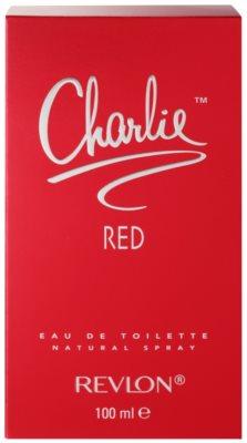 Revlon Charlie Red lote de regalo 4