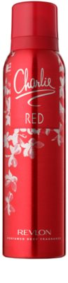 Revlon Charlie Red deospray pro ženy