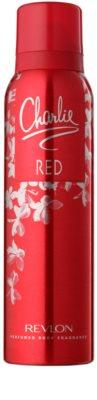 Revlon Charlie Red dezodorant w sprayu dla kobiet