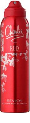 Revlon Charlie Red dezodorant w sprayu dla kobiet 1