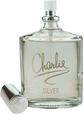 Revlon Charlie Silver toaletná voda pre ženy 3