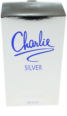 Revlon Charlie Silver toaletná voda pre ženy 4