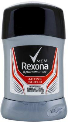 Rexona Active Shield antitranspirante en barra 48h