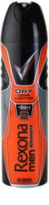 Rexona Dry Adventure antiperspirant ve spreji