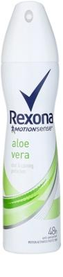 Rexona SkinCare Aloe Vera Antitranspirant-Spray 48 Std.