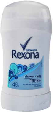 Rexona Dry & Fresh Shower Clean Antiperspirant