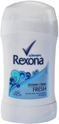 Rexona Dry & Fresh Shower Clean антиперспірант