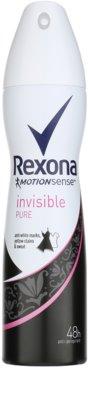 Rexona Invisible Pure izzadásgátló spray