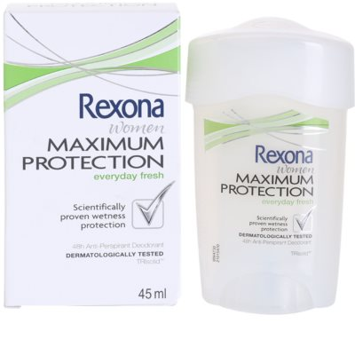 Rexona Maximum Protection Everyday Fresh krémes izzadásgátló 48h 1