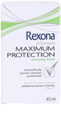 Rexona Maximum Protection Everyday Fresh krémes izzadásgátló 48h 3