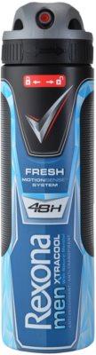 Rexona Fresh XtraCool antitranspirante en spray
