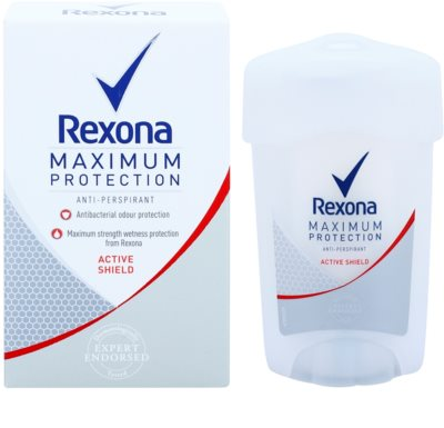 Rexona Maximum Protection Active Shield Antitranspirant-Creme 1