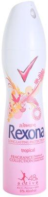 Rexona Fragrance Tropical Antitranspirant-Spray 48h