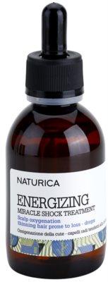 Rica Naturica Energizing Miracle poživitveni intenzivni serum v kapljicah za redke lase