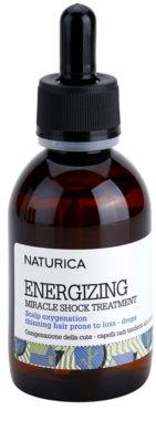 Rica Naturica Energizing Miracle ser intensiv energizant pentru parul subtiat