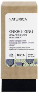 Rica Naturica Energizing Miracle energiespendendes Intensiv-Serum in Tropfenform für schütteres Haar 2