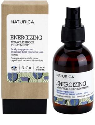 Rica Naturica Energizing Miracle sérum energizante intensivo en spray para la pérdida de densidad del cabello 1