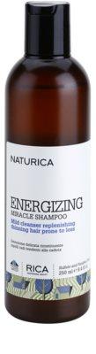 Rica Naturica Energizing Miracle champú energizante  para la pérdida de densidad del cabello