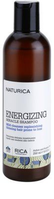 Rica Naturica Energizing Miracle energizáló sampon a ritkuló hajra