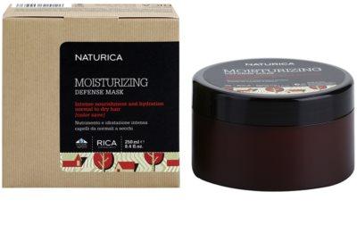 Rica Naturica Moisturizing Defense mascarilla hidratante protectora de color para cabello normal y seco 2