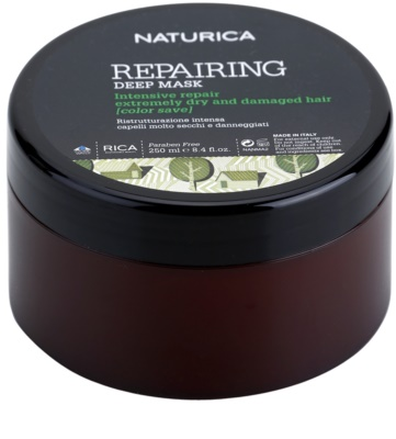 Rica Naturica Repairing Deep маска для глибокого  відновлення для дуже сухого та пошкодженого волосся
