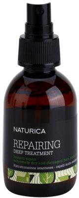 Rica Naturica Repairing Deep глибоко відновлюючий догляд для дуже сухого та пошкодженого волосся