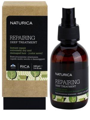 Rica Naturica Repairing Deep tiefenwirksame regenerierende Kur für sehr trockenes und beschädigtes Haar 1