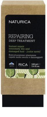 Rica Naturica Repairing Deep tiefenwirksame regenerierende Kur für sehr trockenes und beschädigtes Haar 2